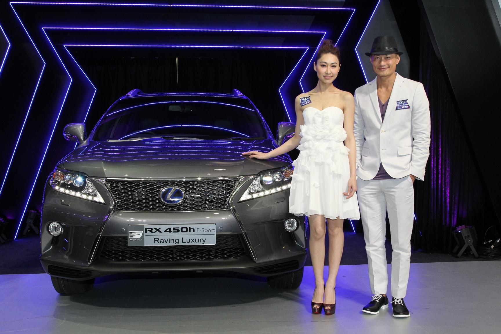 RX Launch_3_特別嘉賓黃德斌先生及胡定欣小姐.JPG